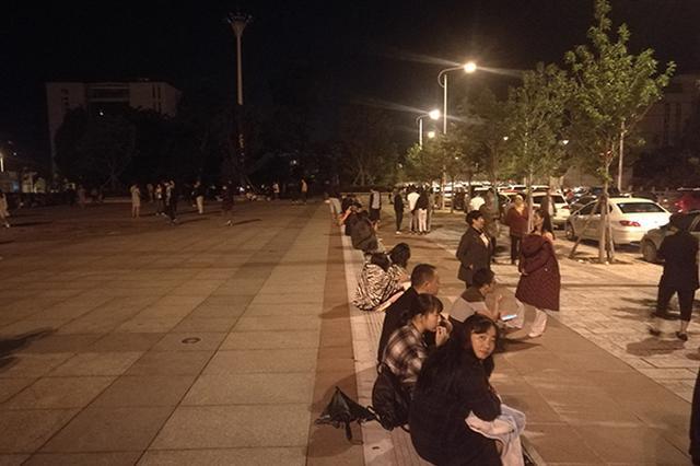 云南通海地震已致4.8万人受灾、18人受伤