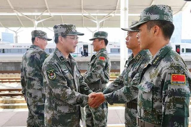 尹红星少将新职务明确:接棒徐德清任第71集团军政委