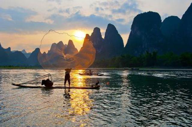 桂林旅游稳居广西地市旅游榜首位 漓江景区热度第一