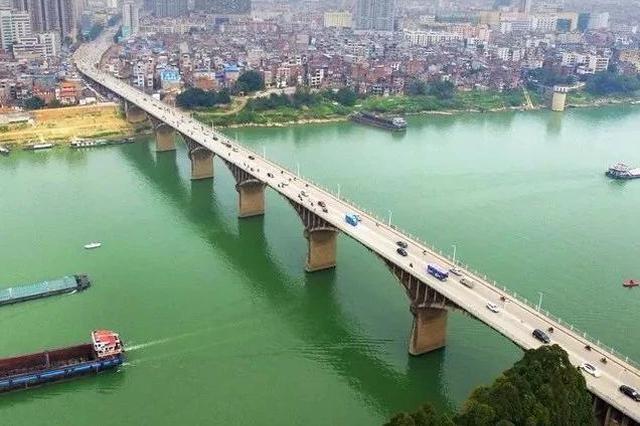通知!贵港西江大桥近期将封桥检测 大家注意绕行