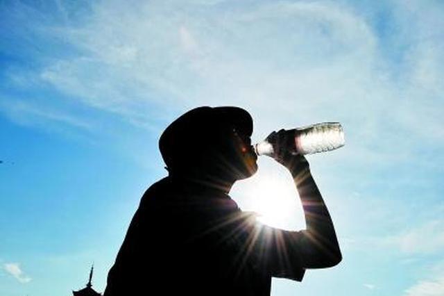 南宁拉响高温预警信号!未来3天高温都将在35℃以上