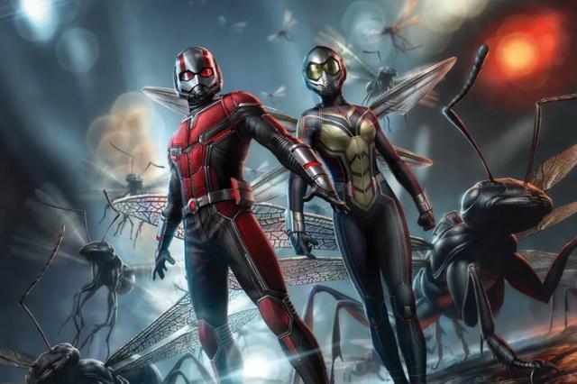 """视效升级""""大有不同"""" IMAX3D《蚁人2》提前观影获好评"""