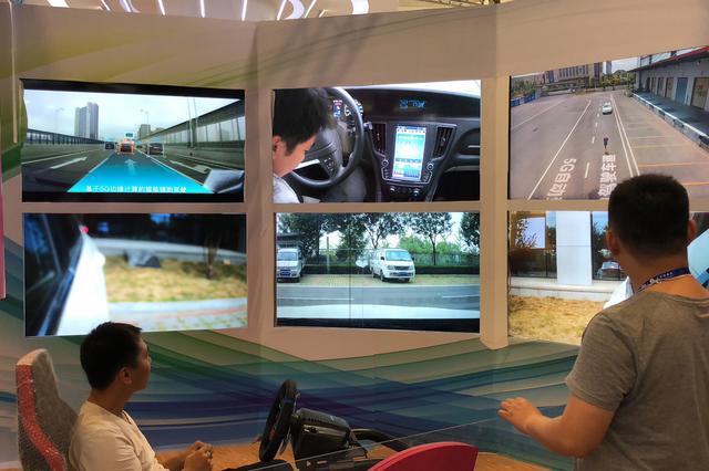 广西移动展出多项重点5G应用 引领广西通信技术更迭