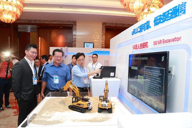 走进东博会:无人机改变作业方式 广西移动绘制5G商用前景