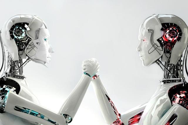 """从怕""""机器换人""""到欢迎""""机器换人"""" 女工为何变了"""