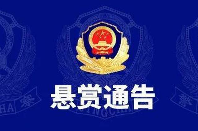 涉黑案嫌犯刁青龙在逃 警方悬赏10万通缉