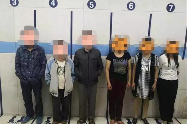 广西这家饭馆暗地里从事卖淫勾当 涉案9人全都被抓