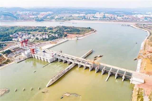 邕宁水利枢纽今日下闸蓄水 邕江水面将加宽40米左右