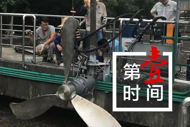 桂林自主研发新型式潜水推流器获国家实用新型专利
