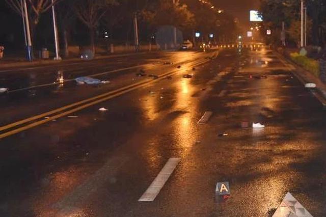 柳州女子骑电动车被撞飞身亡 肇事者被抓后这样说