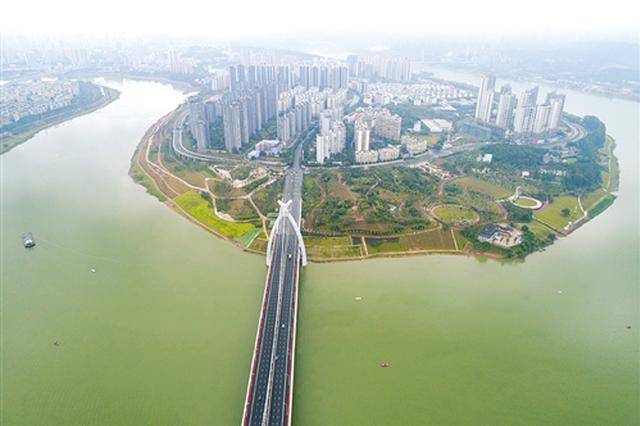 邕江保持67米正常蓄水位 江水丰盈风光旖旎(图)
