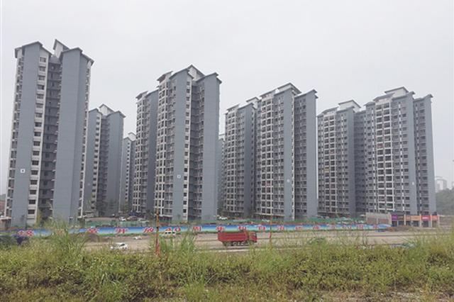 隆安县震东集中安置区已建成 月底完成全部搬迁入住