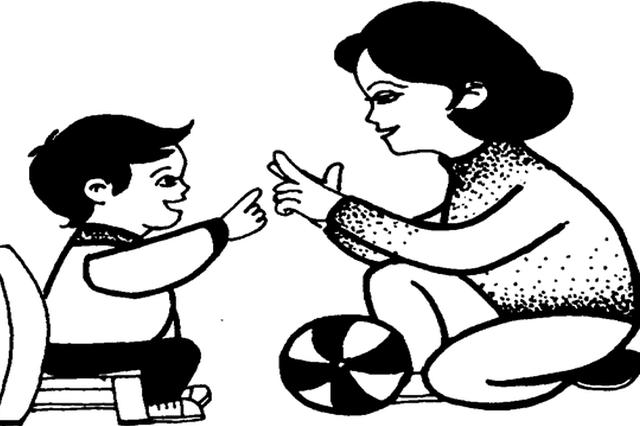 孩子语言起步阶段结巴不属于病理 家长勿需急于纠正