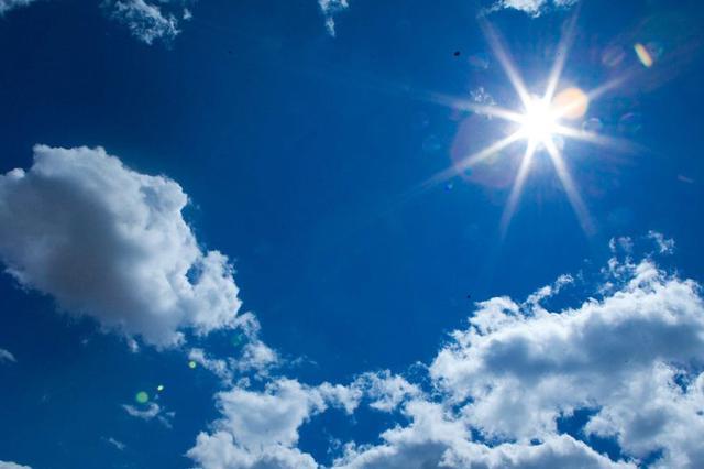 南宁这个周末太阳当空照 今日天气转好将持续到月底