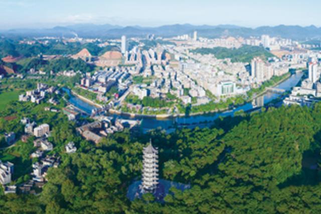 浦北县2018年旅游文化节8日开幕 卓依婷空降与你相约
