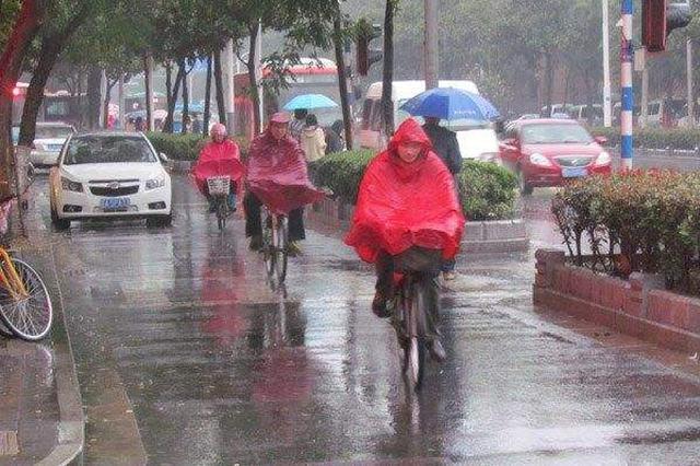冷空气今晚南宁报到 阴雨模式开启气温下降4~6℃
