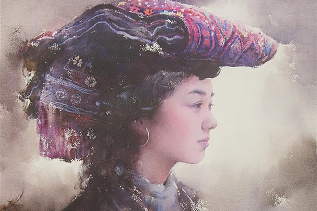 广西画家作品将在中国美术馆展出 描绘民族风