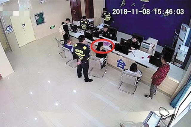南宁一女子整容企图逃法网 补办证件被民警识破