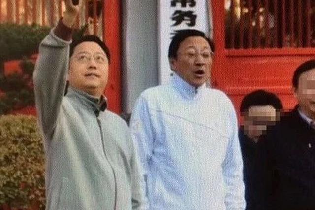 落马副省长缪瑞林:曾是当地最年轻的的市委书记