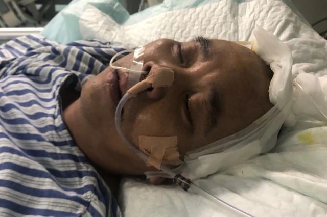 紧急寻人!南宁中年男子昏倒被送重症监护室 家属在哪