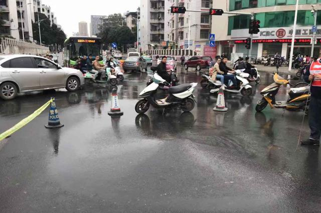 衡阳西路停水抢修 南宁江北、市中心用户用水受影响