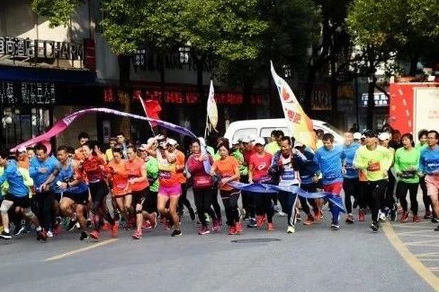 专属于桂林的这项传统赛跑 背后有不少故事