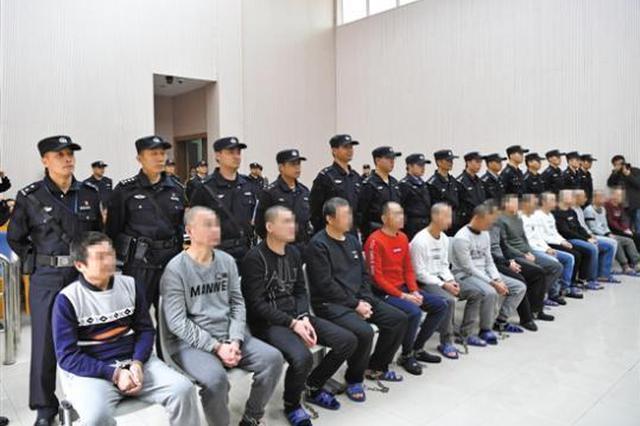 控制多名卖淫者招嫖 15人犯罪团伙被判刑