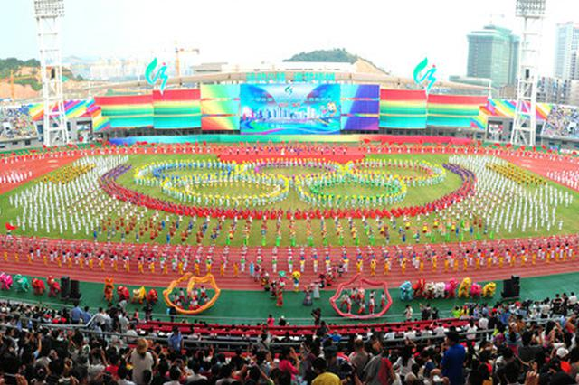广西第十四届运动会会徽、吉祥物等征集工作开始