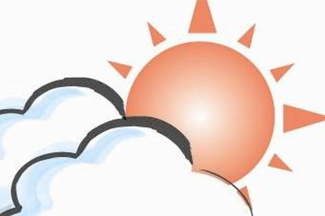 阴天或雨天再持续1天 17-18日广西多云转晴气温回升