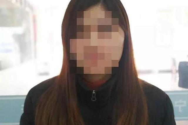 """广西20岁女子与男友""""赚钱""""旅游 :女友卖淫男友招嫖"""