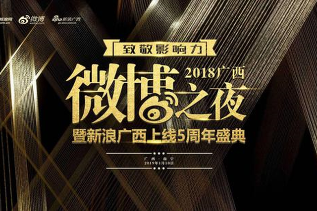 回顾|新浪广西上线五周年 你为广西美景驻足过吗?