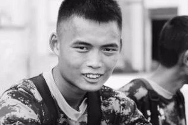痛心!96年桂林小伙孟鸣之不幸牺牲 曾救火1500余次