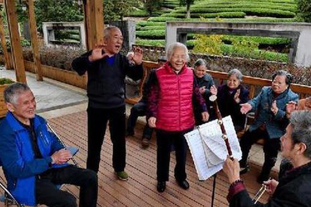 好消息!明年服务老人设施将覆盖南宁市所有社区
