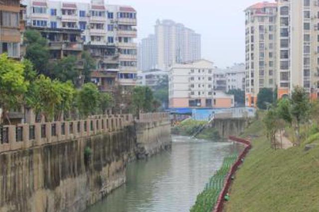 周红波检查黑臭水体治理 强调推进控源截污项目建设