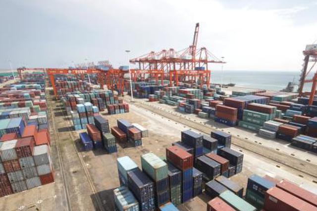 民营企业成广西外贸主力 占进出口半壁江山