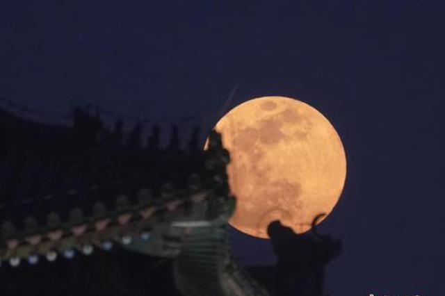 """尴尬!""""超级月亮""""是占星师杜撰名词 本身并不超级"""