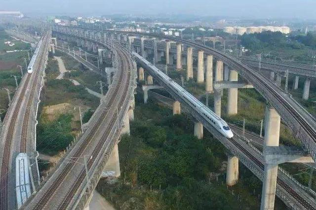 重磅!柳肇铁路上升为国家战略 写入粤港澳大湾区规划