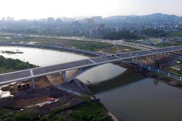 广西:中越北仑河二桥临时开放通过验收