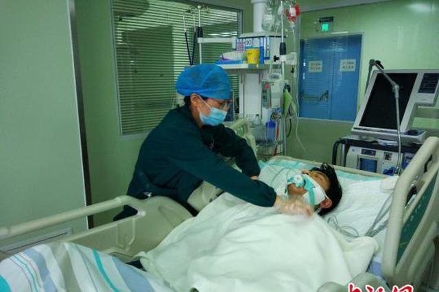 一中学生遇车祸重伤昏迷 七千余人次捐款