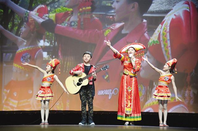 """南宁""""艺""""家亲 18组家庭同台竞技展18般才艺"""