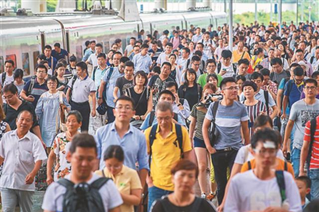 暑运结束!南宁局集团累计发送旅客2512.4万