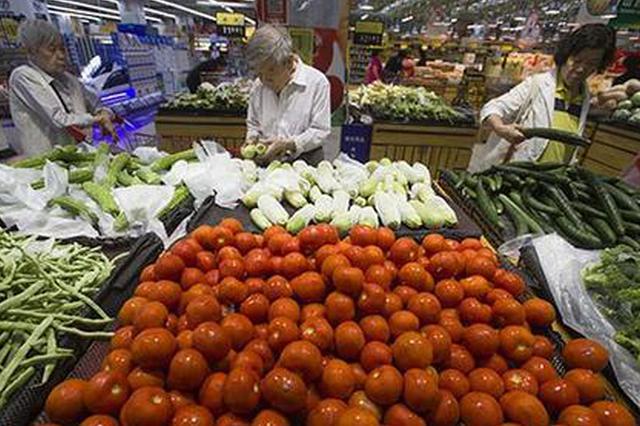 大蒜价格连涨8个月 下半年猪肉价格同比涨幅或超70%