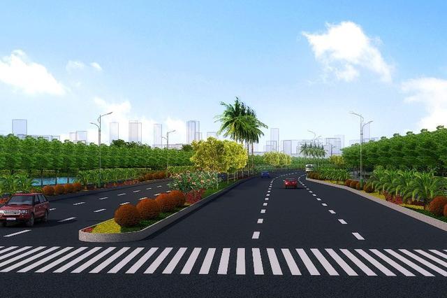 贵港仙衣路将迎来大改造!今后路宽60米 你期待吗