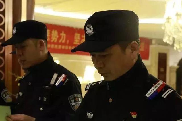 突击!贵港出动大批警力 清查场所100多处