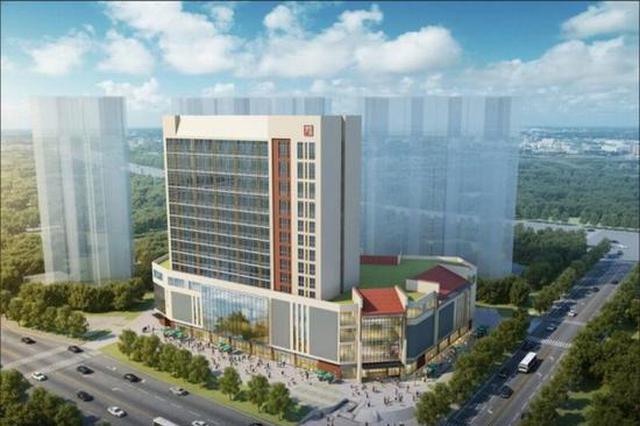 南宁市一批建设项目开(竣)工 城市配套服务更完善