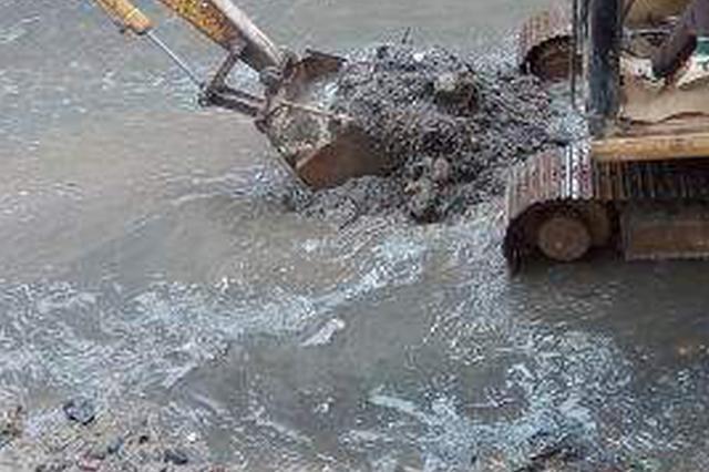 一羽毛厂清淤作业时发生事故 致3人死亡