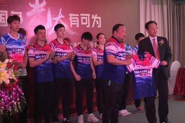 国羽选手南宁备战苏迪曼杯 张军:不过多考虑决赛对手