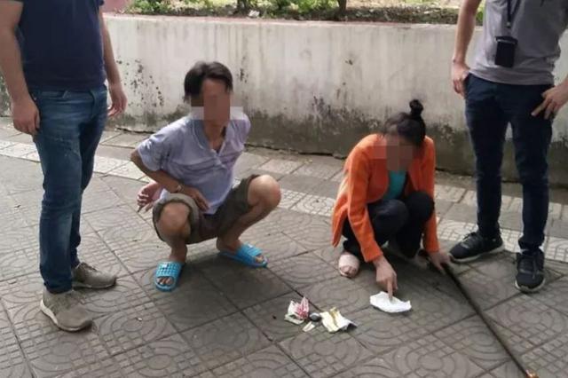 钦南警方2天内连破三起贩毒案 抓获涉毒人员12人