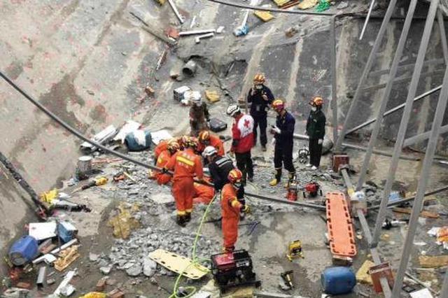 百色酒吧坍塌现场搜出1名遇难者 死亡人数升至4人