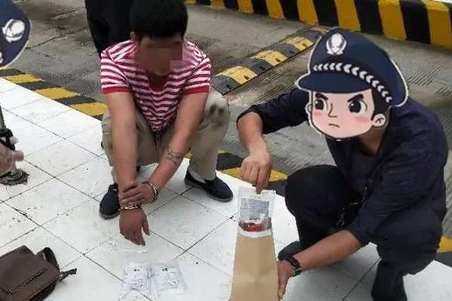 钦南警方破获两起特大团伙运输、贩卖毒品案